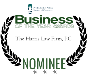 Harris Law Firm - Business of the Year Awards