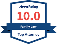 Avvo Top Lawyer 10.0 Rating
