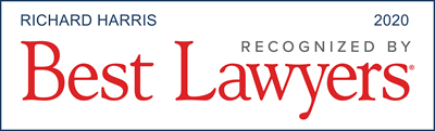 The Best Lawyers In America - Richard Harris
