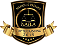 Harris Law Firm - NAFLA Top Ten Rating 2015